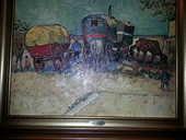 copie d'un tableau VAN GOGH 40 Saint-Martin-en-Bresse (71)