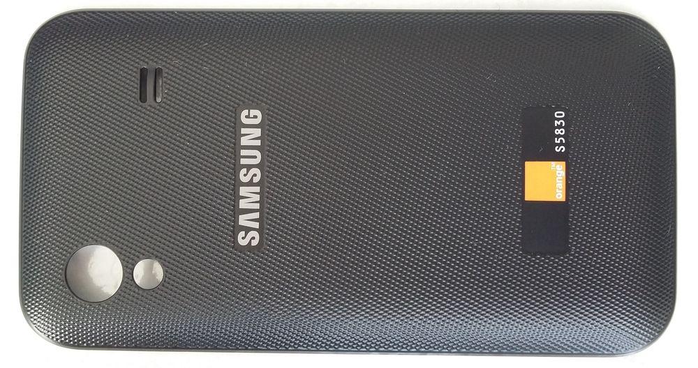 Coque Etui - SAMSUNG Galaxy ACE S5830 - Neuf 7 Foncine-le-Haut (39)