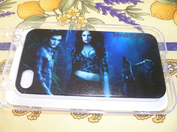 coque iphone 4 twilight cullen bella edward loup 3 Fèves (57)