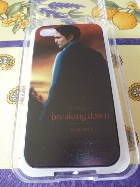 coque iphone 4 twilight cullen edward loup film ci 3 Fèves (57)