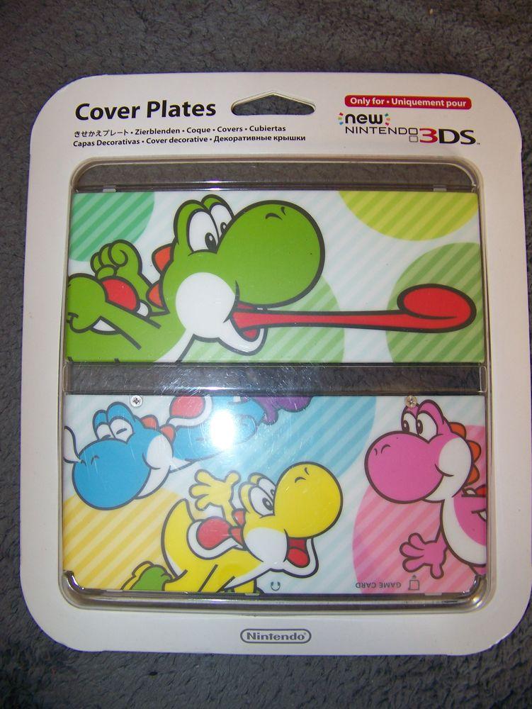Coque Nintendo New 3DS Yoshi 15 Damprichard (25)