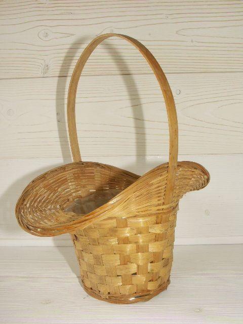 Corbeille cache pot de fleurs Ø 23cm - Vintage 70/80 4 Mérignac (33)