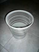 Corbeille à papier gris clair 3 Boisset-et-Gaujac (30)
