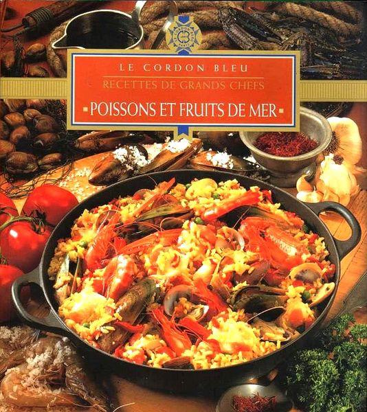 CORDON BLEU -  LES POISSONS / prixportcompris 12 Lille (59)