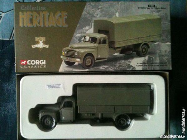 Corgi héritage citroën 55 militaire bâche Jeux / jouets