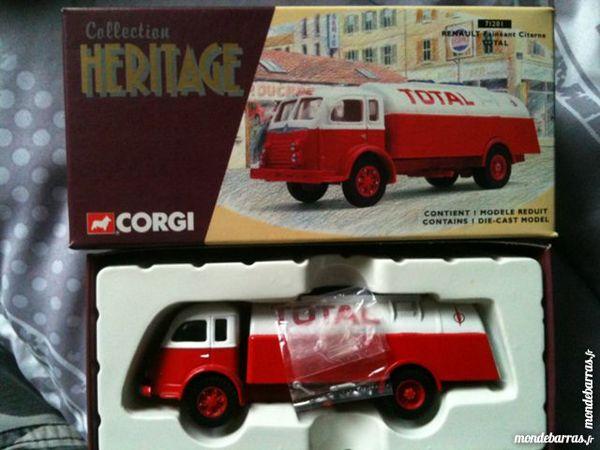 Corgi heritage renault faineant citerne total 22 Courcouronnes (91)