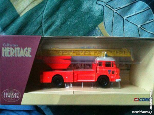 Corgi heritage saviem jl pompiers meaux Jeux / jouets