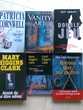 P.Cornwell, MH Clark, PC & Kristin Cast, V.C. Andrews... Livres et BD