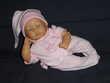 COROLLE bébé bonheur 1999 rose lapin