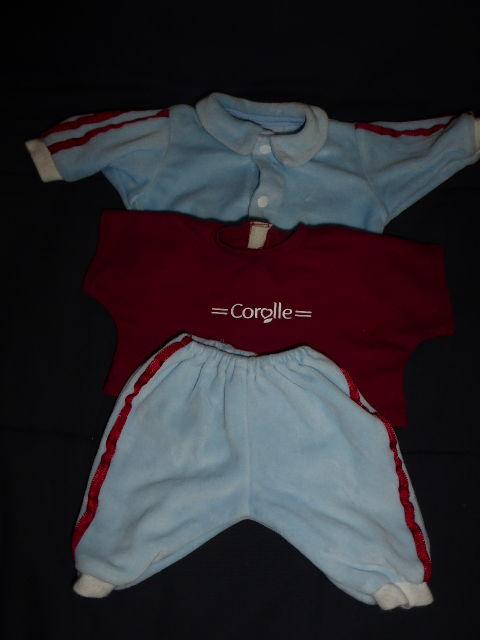Corolle Ensemble jogging bleu poupée 42 cm 9 Rueil-Malmaison (92)
