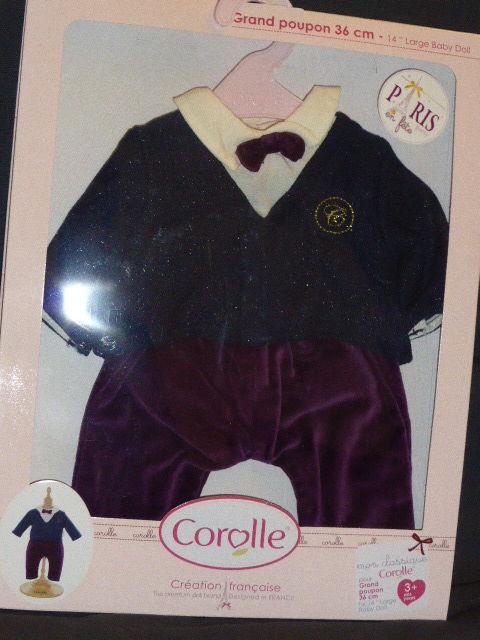 Corolle Ensemble pantalon BLM49 poupée 36 cm 15 Rueil-Malmaison (92)