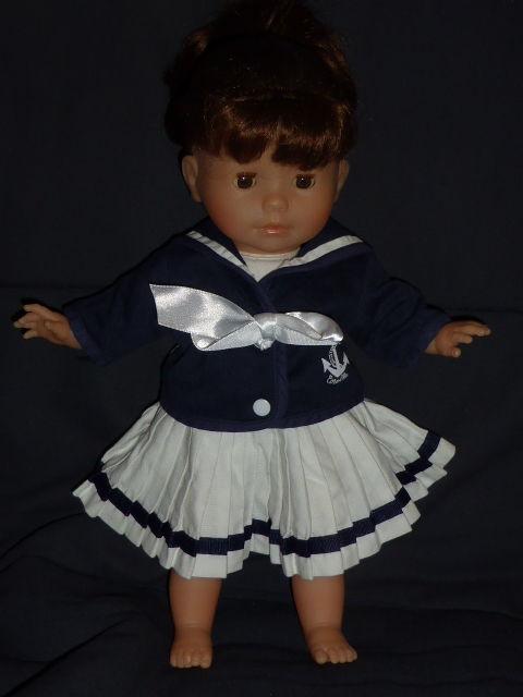 Corolle ensemble vintage jupe plissée poupée 36 cm 15 Rueil-Malmaison (92)