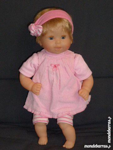 COROLLE poupée bébé calin blond rose 22 Rueil-Malmaison (92)