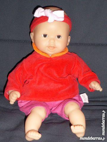 COROLLE poupée bébé calin rieur vif 2004 Jeux / jouets