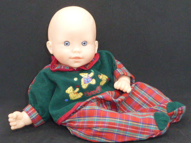 COROLLE poupée Calin charmeur NOEL 1998 95-12 F14 35 Rueil-Malmaison (92)