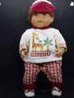 COROLLE poupée garçon ALEXIS 36 cm 1997