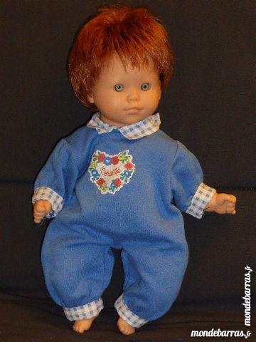 COROLLE poupée GroCalin bleu 95-13 F12 1996 35 Rueil-Malmaison (92)
