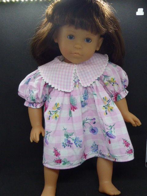 Corolle robe rose col vichy pour poupée 42 cm 10 Rueil-Malmaison (92)