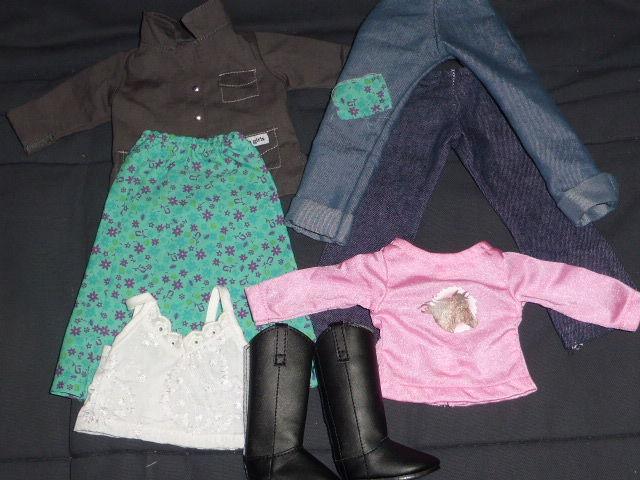 Corolle lot de vêtement pour poupée KINRA 20 Rueil-Malmaison (92)