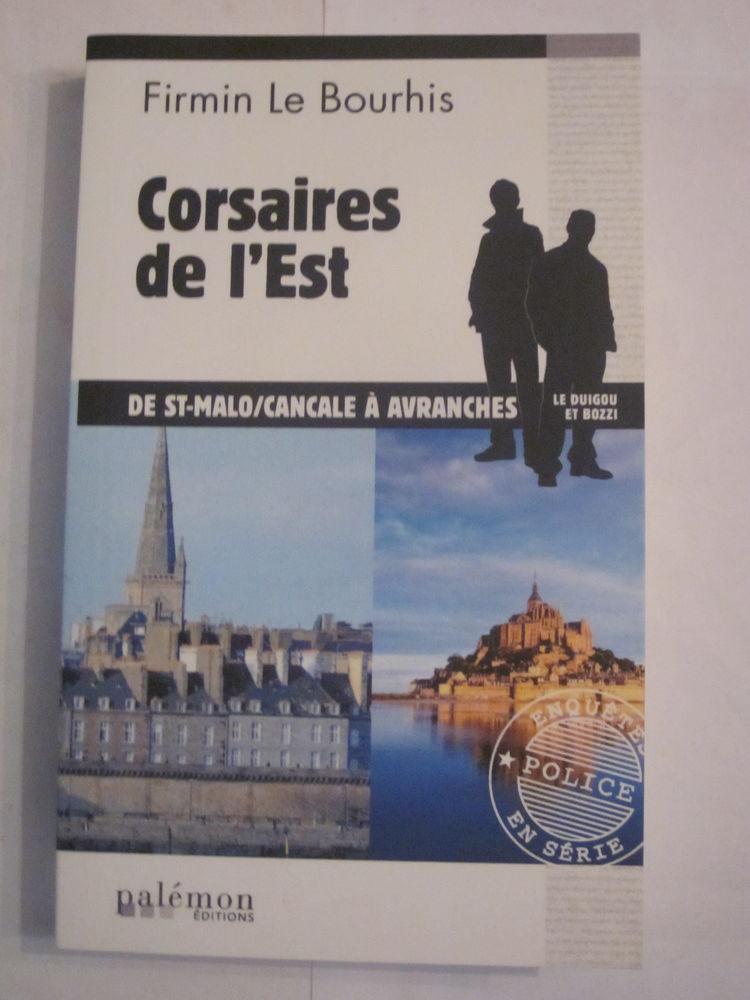 CORSAIRES DE L' EST  policier  BRETON PALEMON 3 Brest (29)