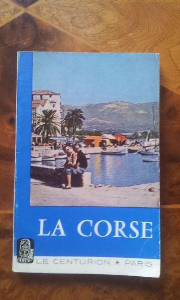 La Corse. H. Aurenche. 1° édition 1956 Livres et BD
