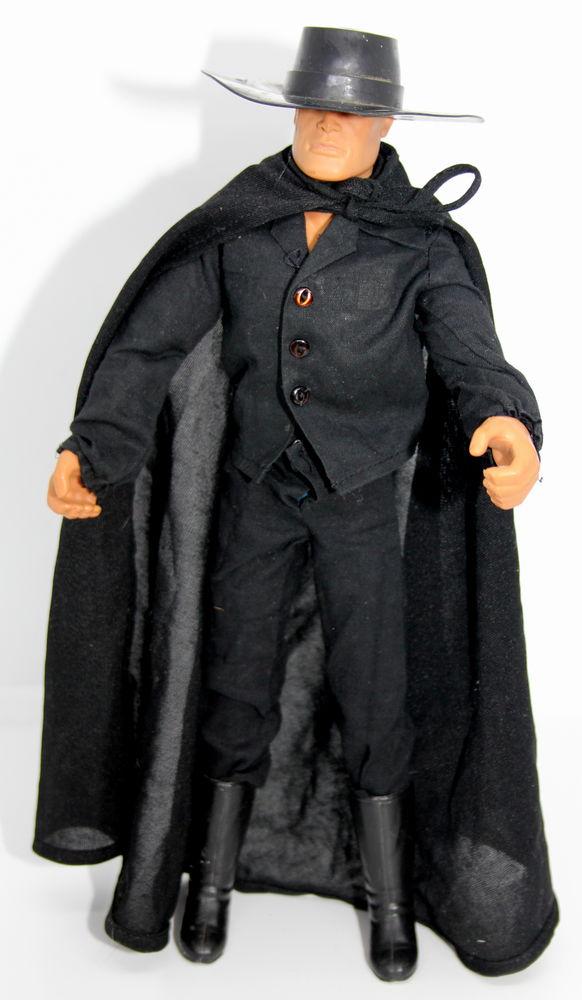 Costume Action Joe Zorro 30 Issy-les-Moulineaux (92)