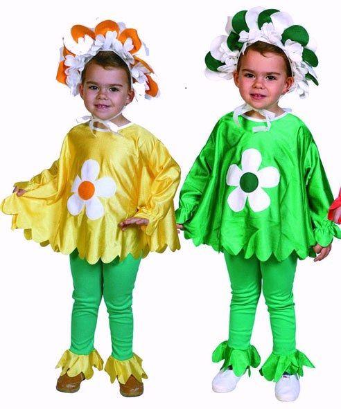 costume Fleur 3-4 ans vert ou jaune 9 Fontenay-sous-Bois (94)