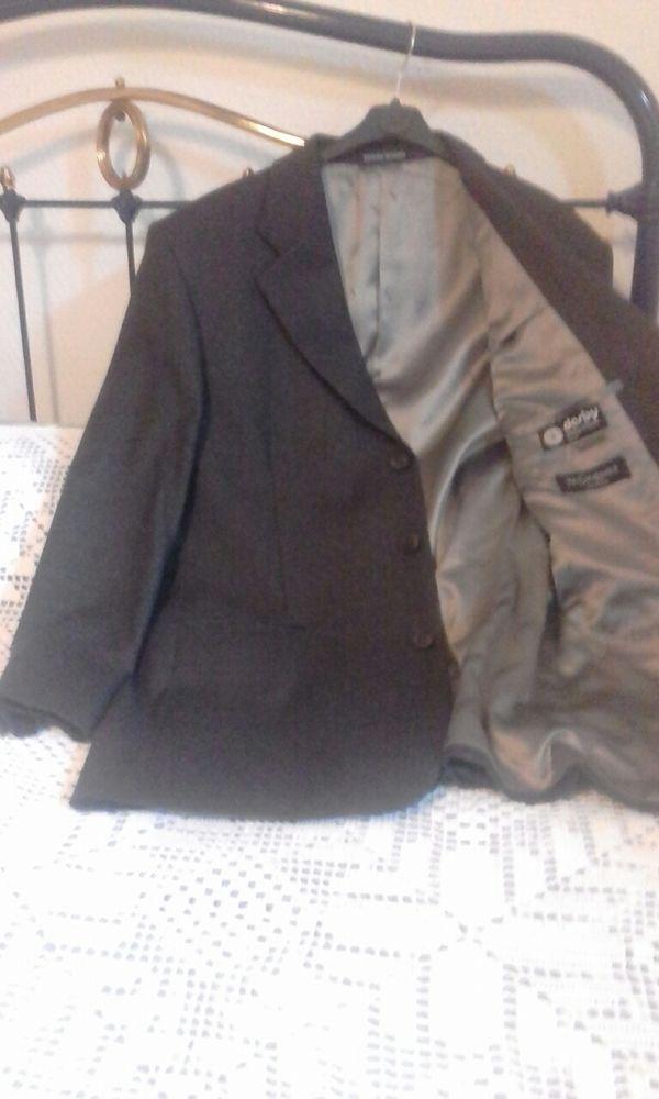 costume gris anthracite 0 Agen (47)