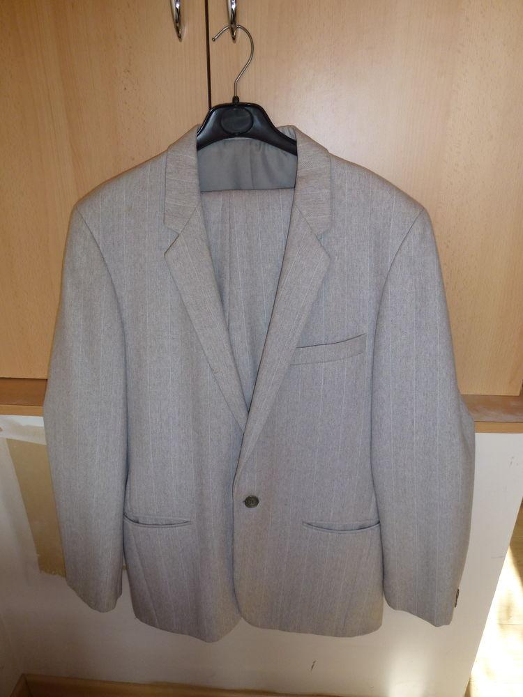Costume homme gris 5 Le Clion Sur Mer (44)