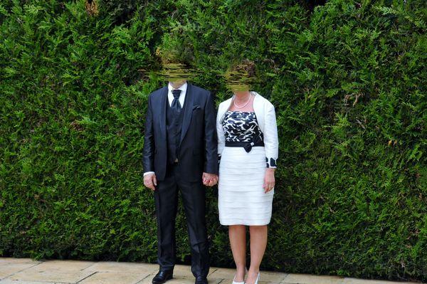 Costume Homme Mariage Pronuptia 120 Saint-Arnoult-en-Yvelines (78)