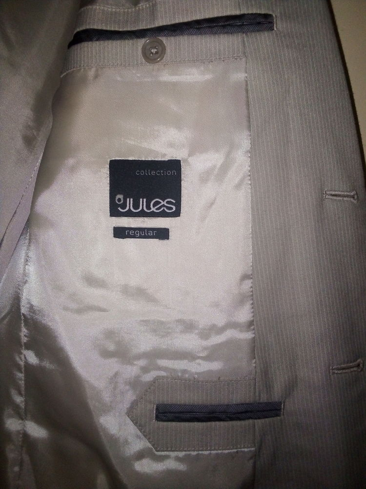Costume jules taille 40 80 Marcigny (71)