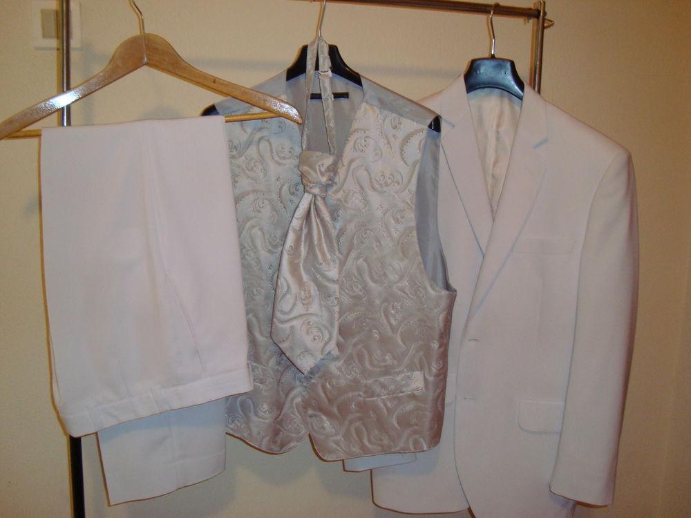 Costume de mariage avec chaussure 50 Boisset-et-Gaujac (30)