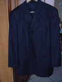 Costume noir fines rayures 30 Paris 15 (75)