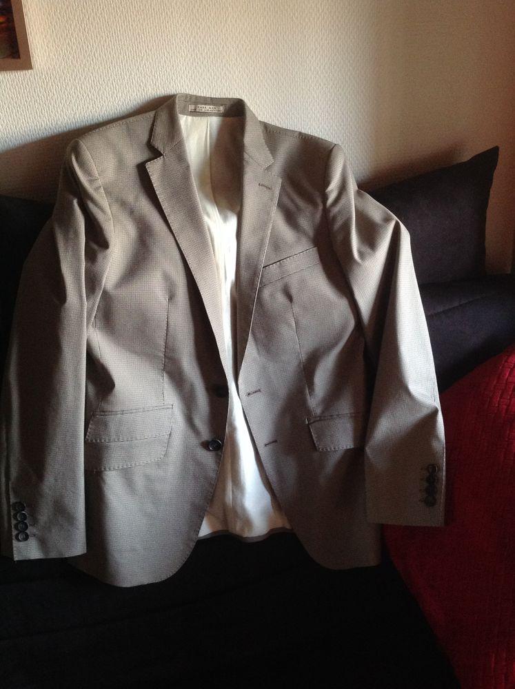 costume ZARA t46 pour la veste et 40 pour pantallon 45 Villepinte (93)