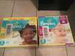 142 couche pampers T 5 neuve - France - 142 couche pampers T 5 neuve... - France