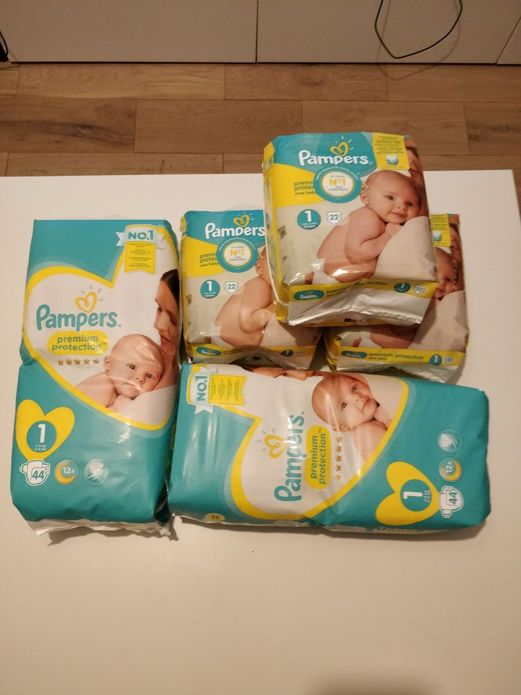 Couches Pampers Baby dry taille 1 20 Paris 12 (75)