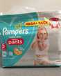 Couches Pampers pants taille 5 Poitiers (86)