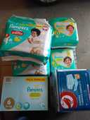 Couches Pampers Taille 6 10 Saint-Étienne (42)