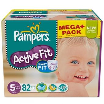 240 couches pampers 20 Lyon 1 (69)