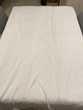 Couette légère en polyester blanche 20 Le Grau-du-Roi (30)