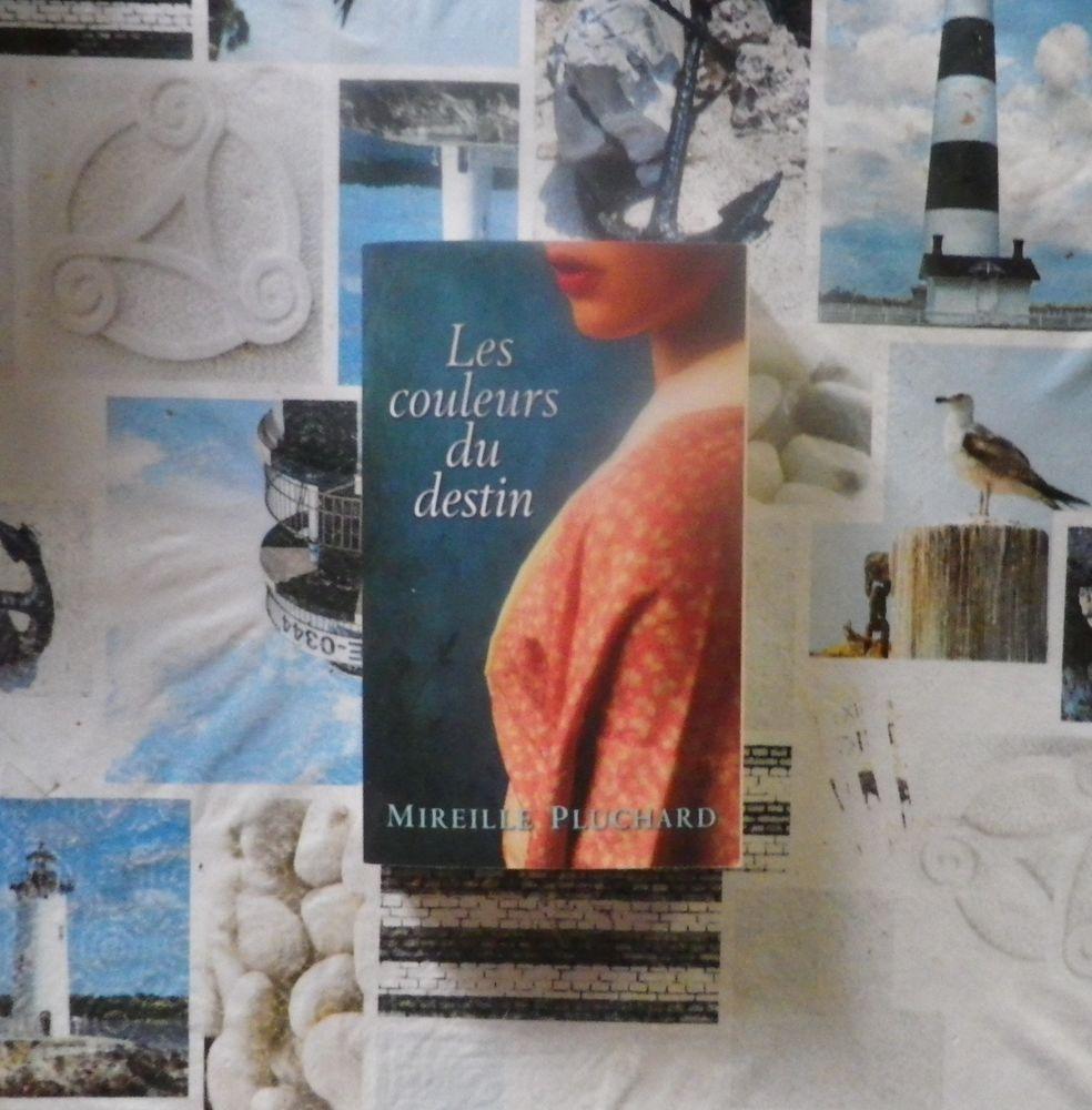 LES COULEURS DU DESTIN de Mireille PLUCHARD Livres et BD