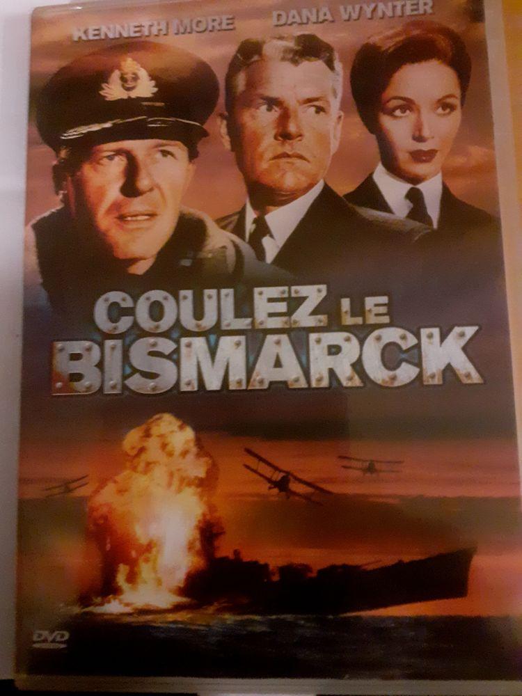 DVD coulez le BISMARCK 2 Bruz (35)