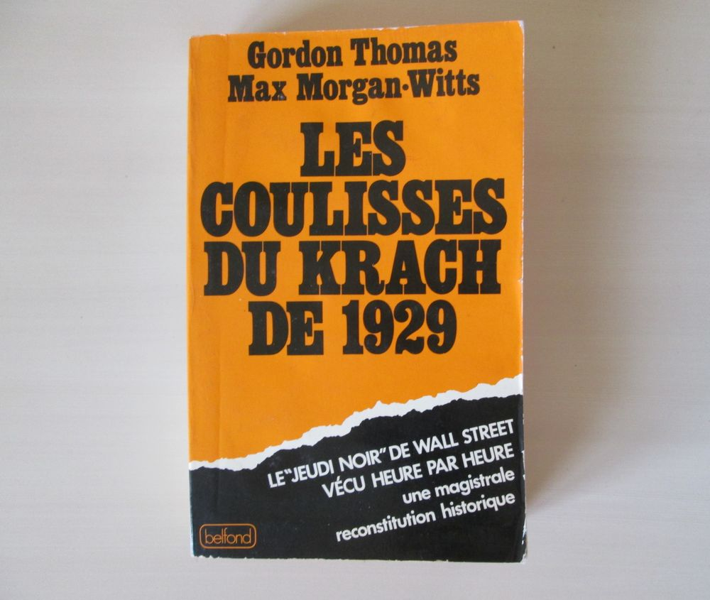 Les coulisses du krach de 1929 5 Béthencourt-sur-Mer (80)
