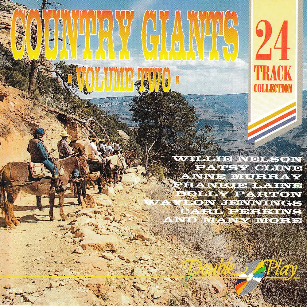 CD     Country Giants.  Volume Two     Compilation 8 Bagnolet (93)