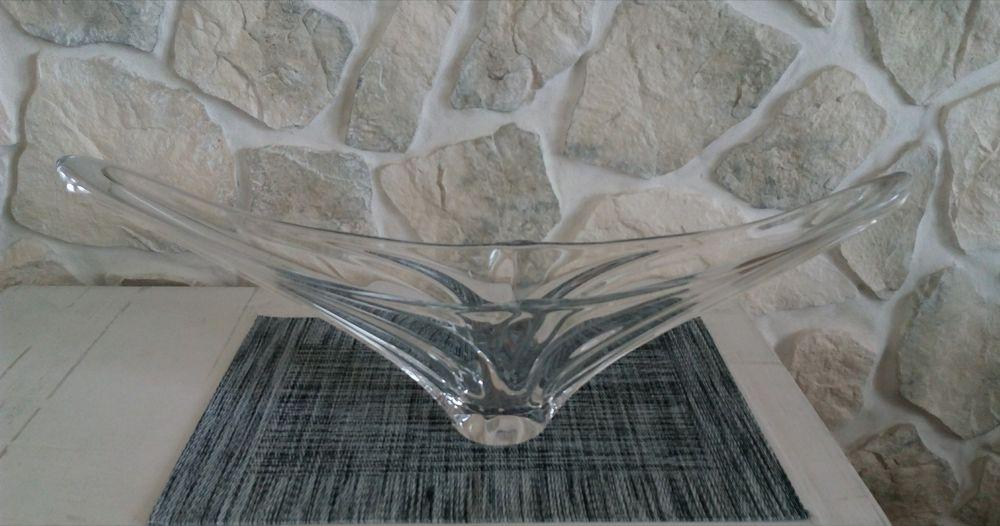 Coupe à fruits en cristal  50 La Courneuve (93)
