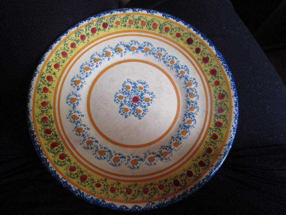 Coupelle décorative faïence Quimper Henriot 10 Herblay (95)