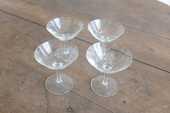 4 coupes à champagne 15 Saint-Brieuc (22)