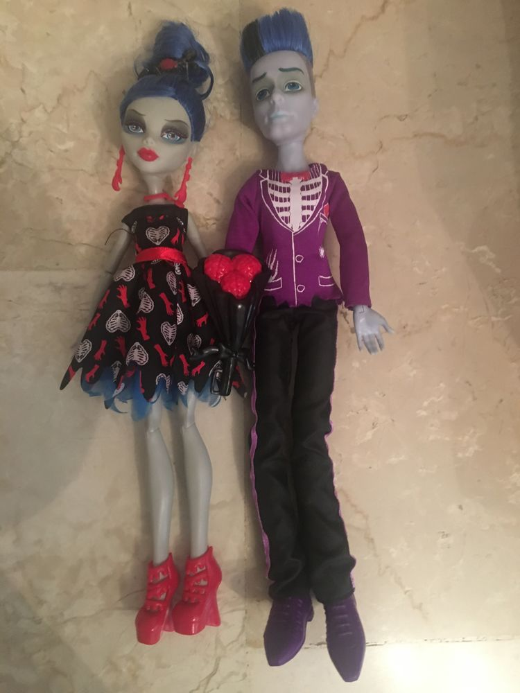Couple monstre high zombie  25 Marseille 12 (13)