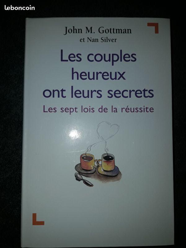 Les couples heureux ont leurs secrets de John M.Gottman. 0 Amiens (80)