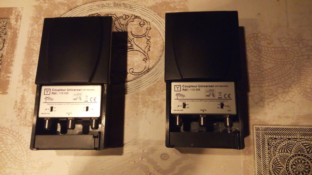coupleur universel 2 antennes 0 Tilques (62)